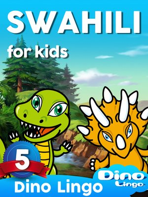 cover image of Swahili for Kids, Lesson 5